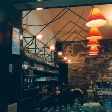 Vinea Café Bercy – Lightings