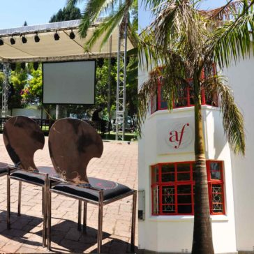 HARARE –  Theater of the Alliance Française