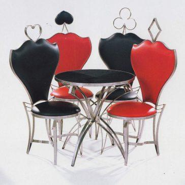 Parade de chaises