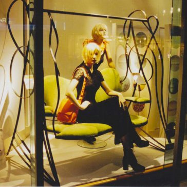 BERLIN –Exposition aux Galeries Lafayette