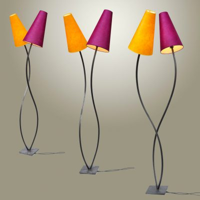 Lampes sur pied / Standing lamps