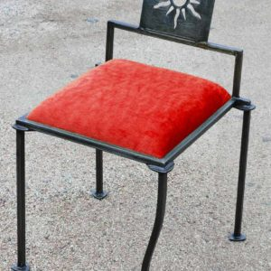 Chaise Totem Soleil