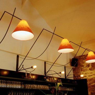 Luminaires du Vinea Café