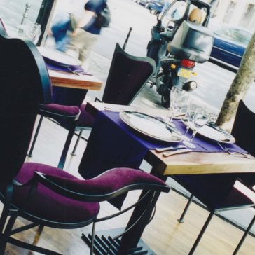 Bennelong Restaurant, Paris
