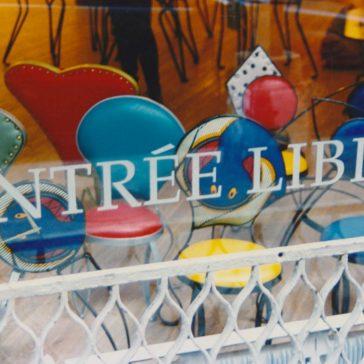 ENTREE LIBRE –Gallery exhibition, Soho