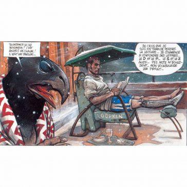 LOOPKIN –Fauteuil inspiré de Froid Equateur