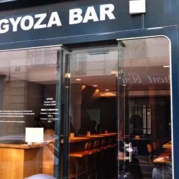 Gyoza bar Marais